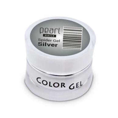 Spider gel - ARGINTIU