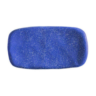 PlastiLine Glitter BLUE color gel