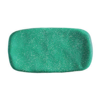 PlastiLine Glitter GREEN color gel