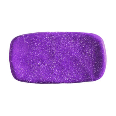 PlastiLine Glitter VIOLET color gel