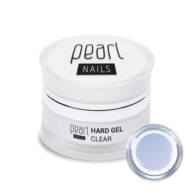 Hard Clear Gel